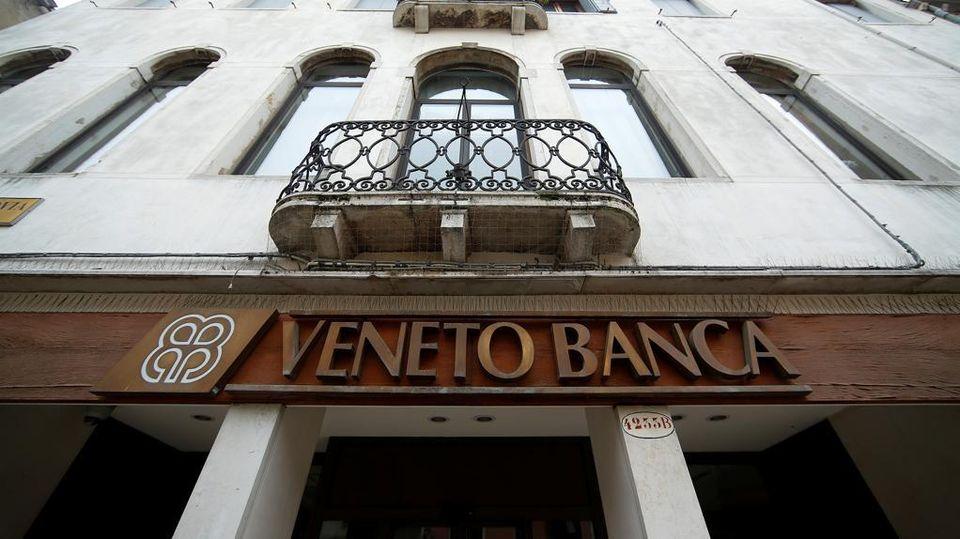 Veneto Banca azionisti Calvetti