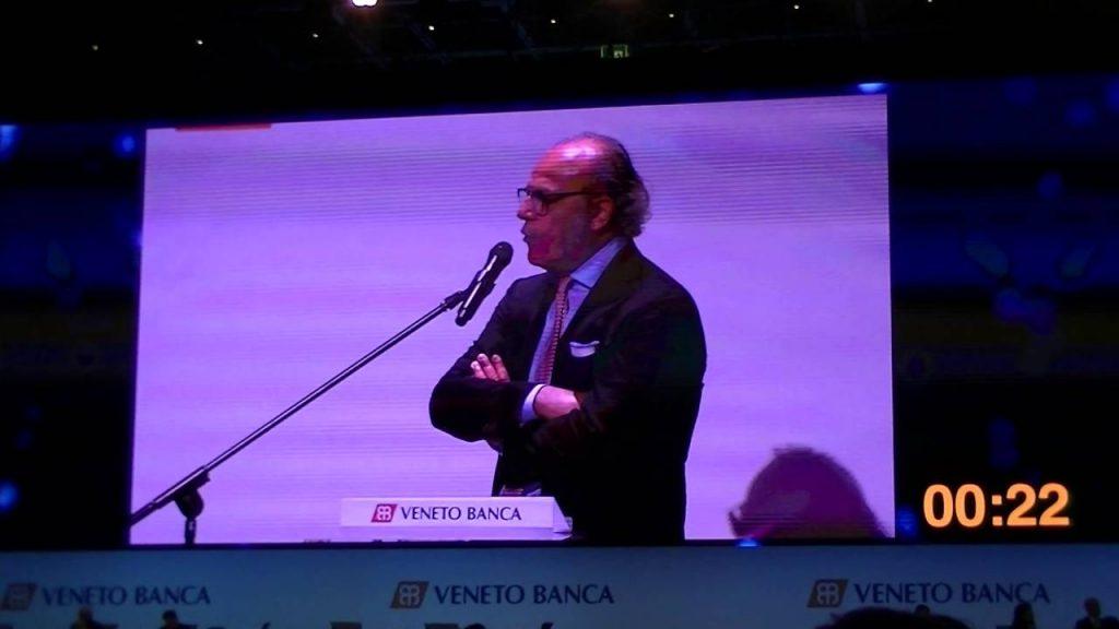 Assemblea Veneto Banca Calvetti