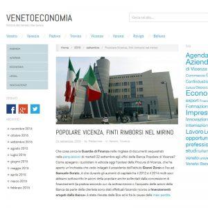 Class Action Popolare di Vicenza
