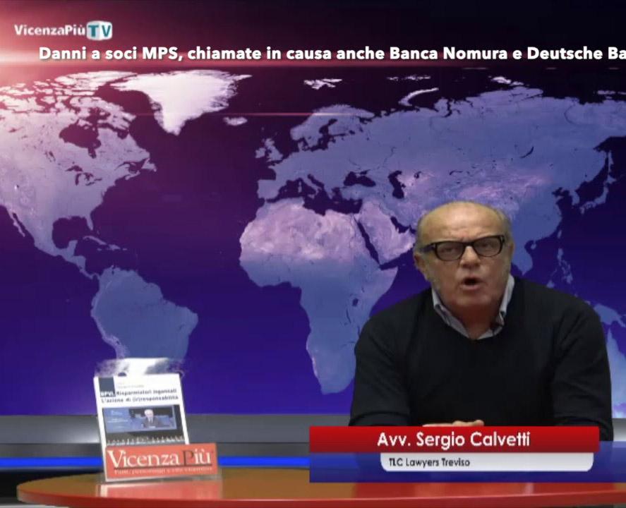 Danni banche avvocato Calvetti Treviso