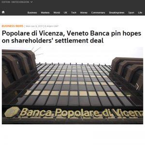 Popolare Vicenza Veneto Banca