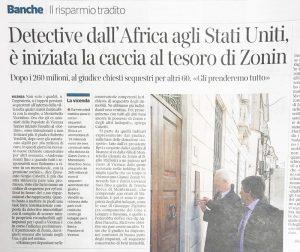 Sequestro beni Popolare di Vicenza