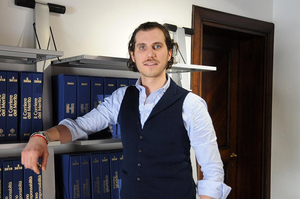 Avvocato Nicolò Striuli
